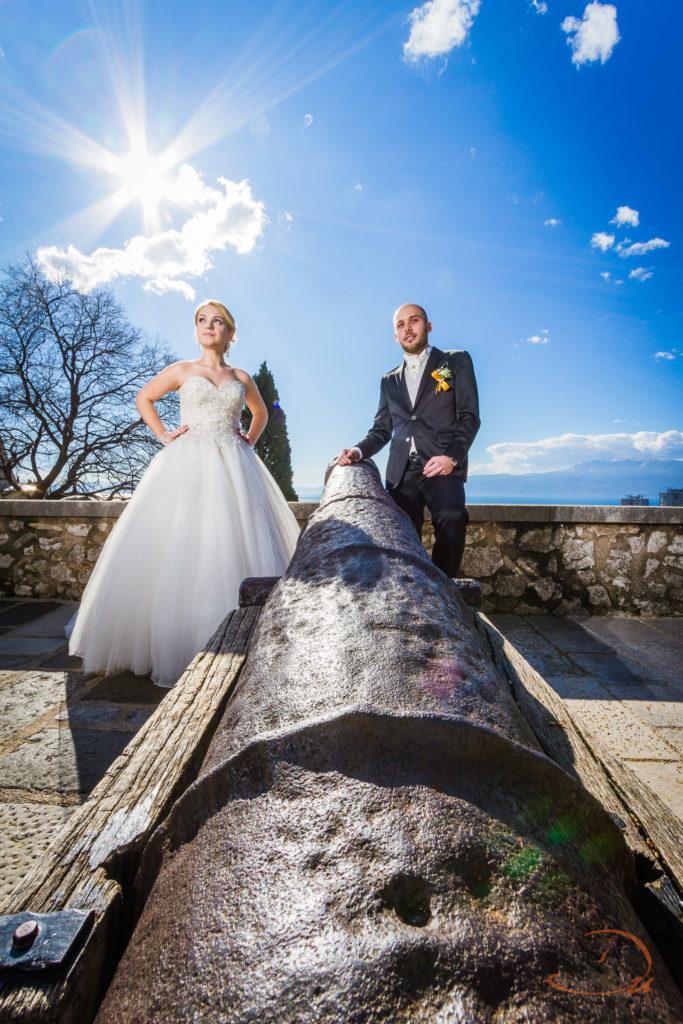 fotografiranje vjenčanja Rijeka